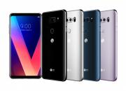 LG:n palkittu V30-älypuhelin lanseerataan Pohjoismaissa