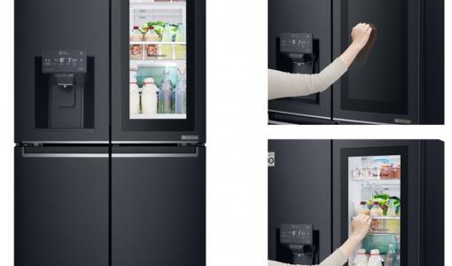 LG InstaView – katso jääkaapin sisälle ovea avaamatta