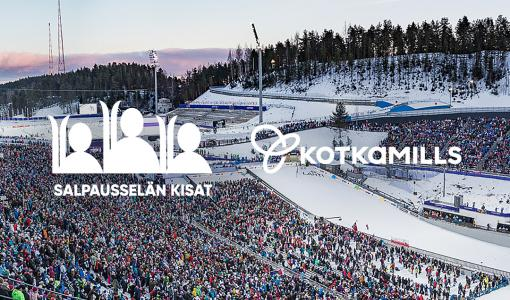 Lahti Ski Games and Kotkamills partner for a responsible sporting event