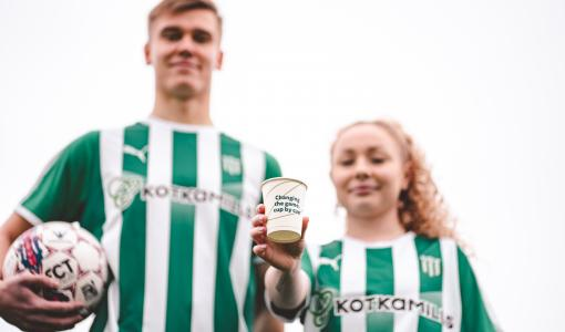 """Kotkamillsistä FC KTP:n virallinen pääyhteistyökumppani """"Haluamme tukea myös juniori- ja naisjalkapalloilua"""""""