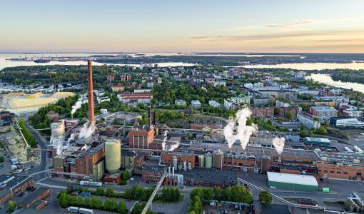 Kotkamills Kasvunrakentaja 2021 -kilpailun voittoon
