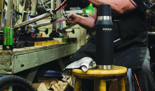 Uusi Stanley Master: Kahvi kuumana jopa kaksi päivää!