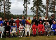 Ruotsalaiset aika-ajon kärjessä – Seliöllä teknisiä vaikeuksia