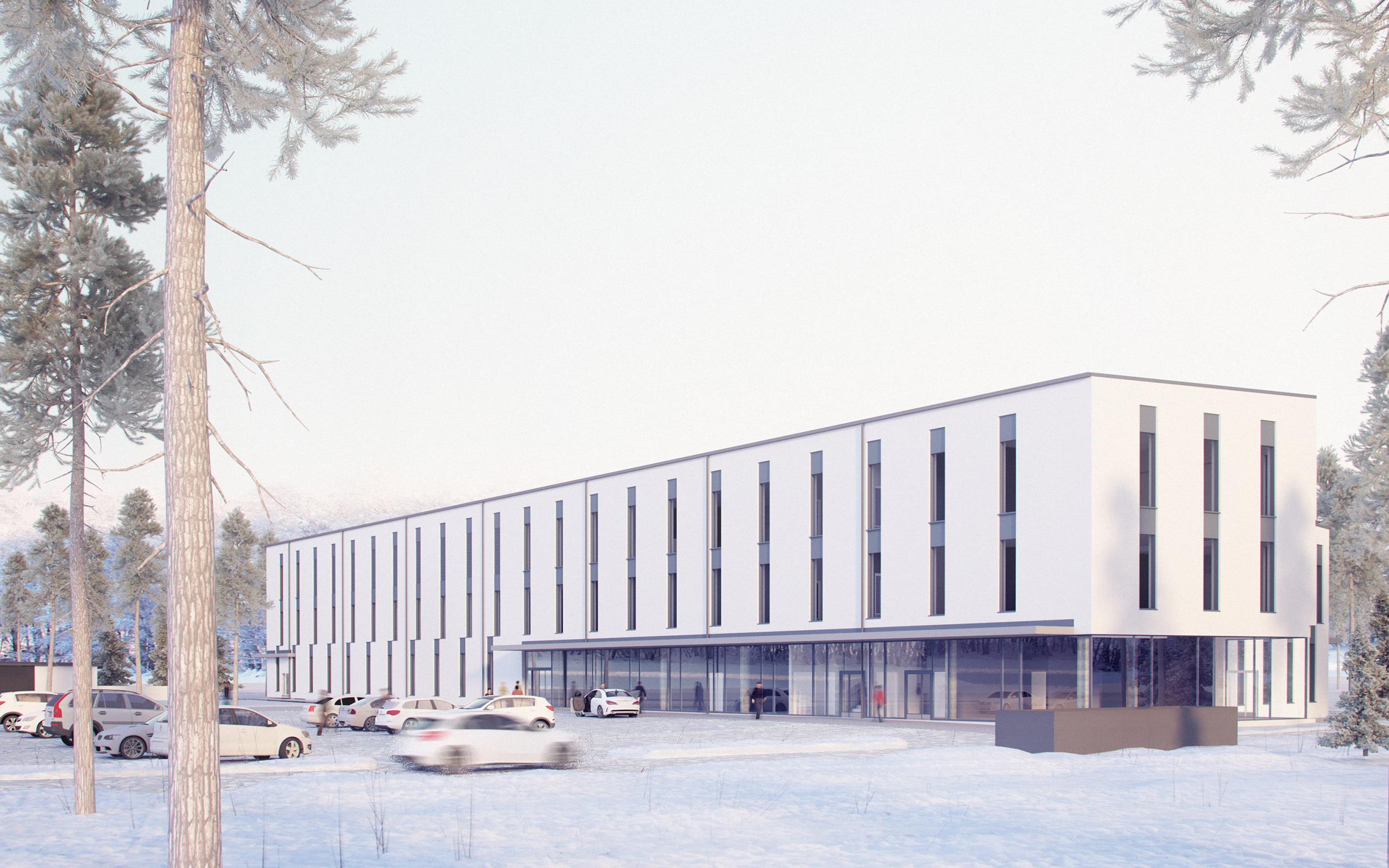 Pohjolasairaala Oulu