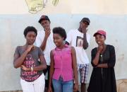 Nuorten toiminta syrjintää vastaan Sambiassa ja Suomessa on Taksvärkki ry:n valokuvanäyttelyn aiheena