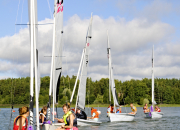 Sjöscoutlägret Satahanka ordnas nästa sommar i Lovisa