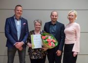 Vuoden Ammattikeittiöosaaja Merja Pitkänen rohkaisee nuoria osaajia ravitsemisalan ammatteihin!