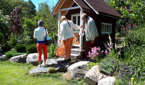 Avoimet puutarhat houkuttivat kymmeniä tuhansia vierailuja