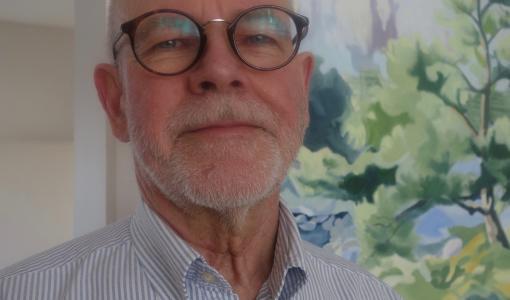Viherympäristöliiton uusi puheenjohta Sauli Rouhinen