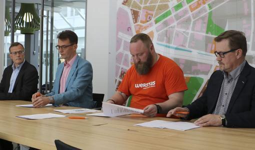 Lemminkäinen rakentaa Turun ammattikorkeakoulun kampuksen