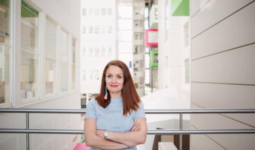 Anniina Savisalo arkkitehdiksi Teknologiakiinteistöille