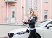 Mazda yhteistyöhön Nelli Matulan kanssa