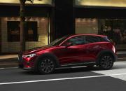2018 CX-3 on esitelty New Yorkin autonäyttelyssä