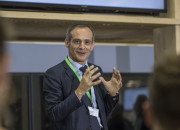 Schneider Electricin toimitusjohtaja: Teknologialla ja kunnilla on merkittävä rooli Suomen energiatehokkuuden parantamisessa