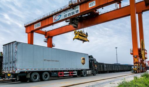 UPS:N UUSI RAIDEPALVELU KIIHDYTTÄÄ EUROOPAN JA HONG KONGIN VÄLISTÄ KAUPPAA