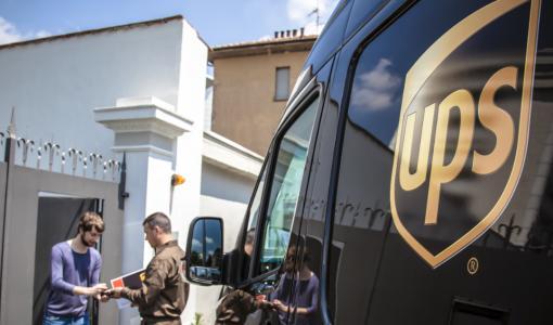 UPS TARJOAA EUROOPPALAISILLE PIENYRITYKSILLE LISÄÄ JOUSTAVUUTTA NOUTOAIKOIHIN