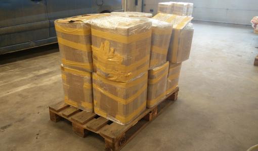 Tullen har undersökt ett omfattande fall av smuggling av tobak för vattenpipa – över en miljon euro i undandragna skatter och importavgifter