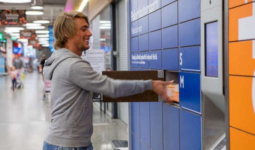 Posti lisää lokeroja suosituimpiin pakettiautomaatteihin - asennustyön ajan automaatissa kahden tunnin käyttökatko