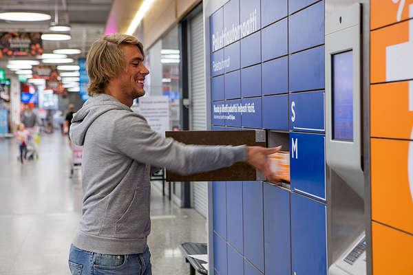 Posti lisää lokeroja suosituimpiin pakettiautomaatteihin - asennustyön ajan automaatissa kahden ...