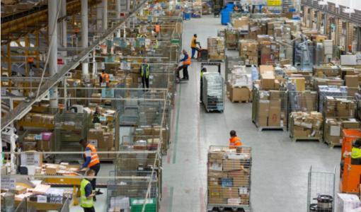 Postin pakettitoimitukset viime viikolla ylsivät taas uuteen ennätykseen