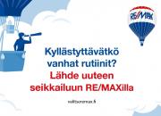 Maailman suurin kiinteistönvälitysketju Kuopioon