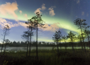 Aurora Borealis light up September skies in Rovaniemi, the Official Hometown of Santa Claus - see photos and video