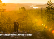 Rovaniemi seeks for summer ambassadors – apply now and experience Lapland in summer