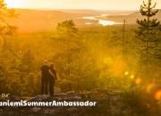 Rovaniemen kesästä leivotaan matkailun hittiä – mediavaikuttajille luvataan valoa 24/7
