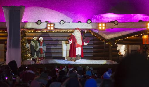 Rovaniemen Joulunavausta juhlitaan lauantaina – helpoiten paikalle pääsee ilmaisella bussilla