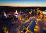 Lunta ei ole, mutta tuotantoja tulee - Rovaniemellä kuvataan useaa tosi-tv-sarjaa