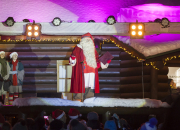 Watch Santa Claus Opening Speech of Christmas Season in Rovaniemi!