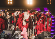 Santa Claus opens the Christmas season officially – watch it live directly from Santa Claus Village, Rovaniemi