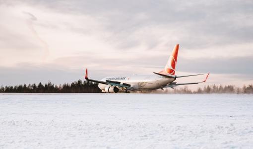 Turkish Airlines avasi suoran lentoyhteyden Rovaniemelle