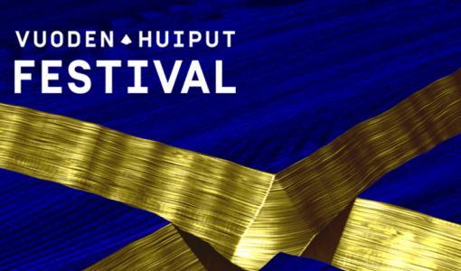 Vuoden Huiput -festivaalin aikataulu julki