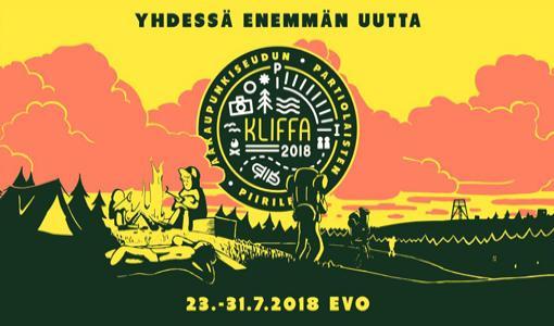 Vuoden suurin partiotapahtuma Kliffa alkaa ensi viikolla