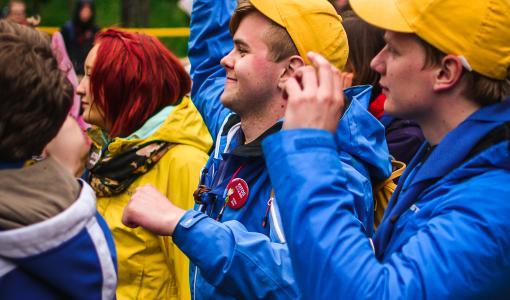 Isot partiotapahtumat vetävät 6 000 osallistujaa kesäkuussa Poriin