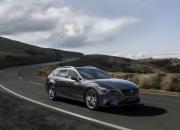 Mallivuoden 2017 Mazda6 lanseerataan Euroopassa tulevana syksynä