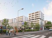 Eteralla ja Hausia Oy:llä on rakenteilla asuntoja Espoon Olariin