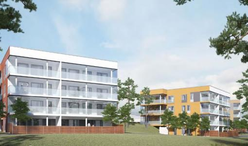 Hausia aloittaa keväällä rakentamaan Espoon Tillinmäkeen seitsemän asuinkerrostaloa