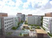 Hausia Oy aloittaa keväällä Espoon keskukseen ison asuinkerrostalo hankkeen