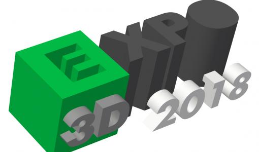 Международное мероприятие по 3D-печати пройдет в г. Эспоо с 18 по 19 апреля 2018 года