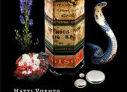 Uutuuskirja Myrkkyjen maailma: Myrkyt ovat aina olleet poppamiesten ja biokemistien salatiedettä