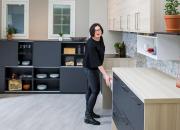 Domus-keittiöiden suunnittelua ohjaavat esteettömyys, käytettävyys ja muunneltavuus