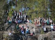 Varsinais-Suomen kansallispuistoissa kajahtaa 14 kuoron voimin 26.8.2017