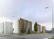Karjasillalle Ouluun valmistumassa uusia vuokra-asuntoja