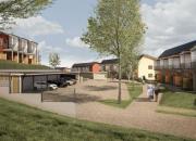 Espoon Kurttilaan rakenteilla uusia asumisoikeusasuntoja