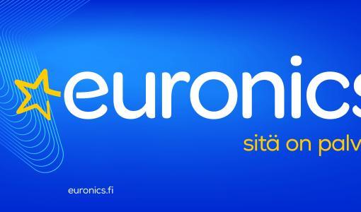 Tekniset ovat nyt Euronics - jo yli 20 uudistunutta myymälää ympäri Suomea