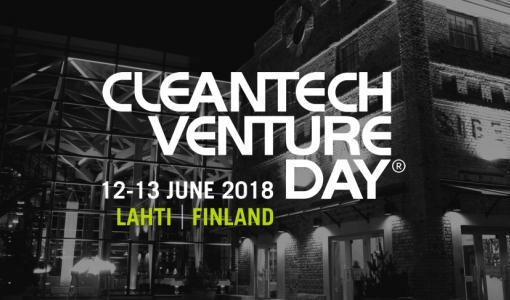 Pohjoismaiden suurin cleantech-pääomasijoitustapahtuma starttaa Lahdessa