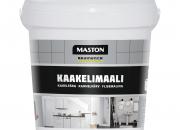 Maston Kaakelimaali TM Rakennusmaailman 11/2017 testivoittajaksi