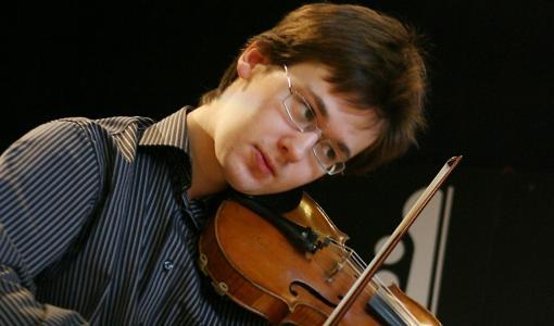 Saimaa Sinfoniettan solistiksi saapuu Beethovenin viulukonserttoon kansainvälinen huippuviulisti Benjamin Marquise Gilmore